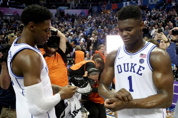 "Zion Williamson Says Being Drafted By Knicks Would Be An ""Honor"""